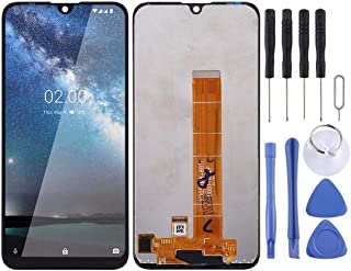 LCD Display Replacement Parts LCD Screen and Digitizer Full Assembly for Nokia 2.2 Mobile Phone Repair Parts