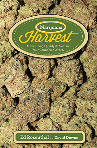 Marijuana Harvest: How to Maximize Quality and Yield in Your Cannabis Garden (English Edition)