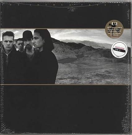 U2 - The Joshua Tree Gold 30th Anniversary (2019) LEAK ALBUM