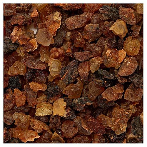 100GR Incenso in grani naturale resina per meditazione pura (Mirra Rossa)
