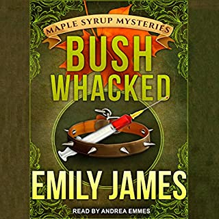 Bushwhacked audiobook cover art