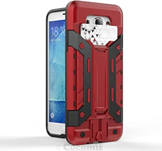 a2ccb075be7 Cocomii Transformer Armor Galaxy J7 2016 Funda [Robusto] Superior  Incorporado Cartera Soporte Antichoque Caja