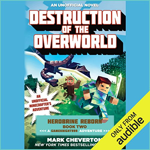 Destruction of the Overworld cover art