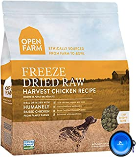 open farm freeze dried