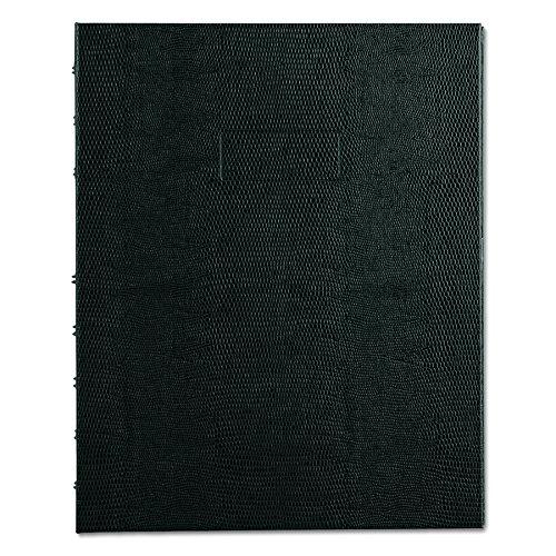 Rediform BLUELINE NotePro Notebook, Black, 9.25