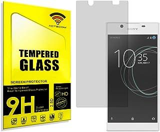 actecom® Protector Pantalla para Sony Xperia L1 Cristal Vidrio Templado