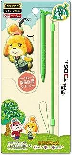 タッチペンリーシュコレクション for new ニンテンドー3DSLL (どうぶつの森) Type-B