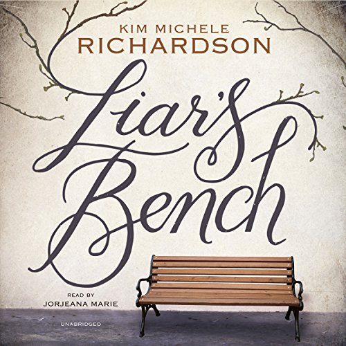 Liar's Bench audiobook cover art