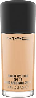 MAC Studio Fix Fluid Foundation NC37