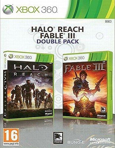 Halo Reach and Fable III Double Pack (Xbox 360) [Importación Inglesa]