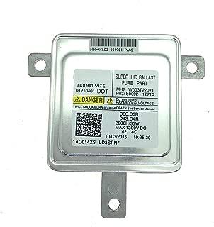 Xenon HID Headlight Ballast Control Unit D1S D1R for Audi A1A3 A4 A5 A6 A7 A8 VW Jetta Golf Replace OE# 8K0941597E W003T22071