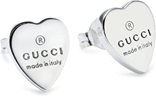 00f13bdc6 Gucci Trademark YBD223990001 Sterling Silver 925 Stud Earrings
