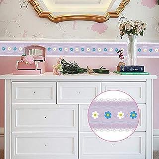Petites fleurs stickers muraux Pour les chambres d'enfants Cuisine Armoire Poêle Tuile Décor à la maison art Stickers Auto...