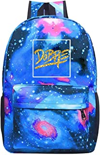 Galaxy Starry Sky Cool_Brother_Dobre Backpack School Bag Daypacks For Student Boy Girl