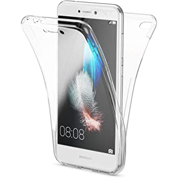NALIA Funda 360 Grados Compatible con Huawei P8 Lite 2017 ...