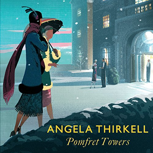 Pomfret Towers cover art