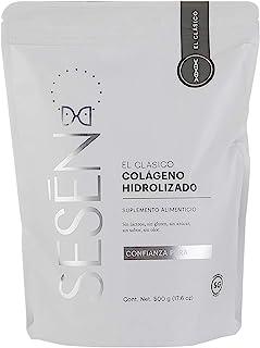 SESĒN suplemento Alimenticio Colágeno Hidrolizado en polvo El Clásico