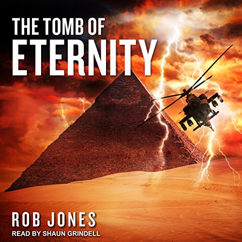 The Tomb of Eternity audiobook cover art
