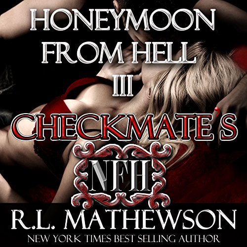 Checkmate's Honeymoon from Hell audiobook cover art