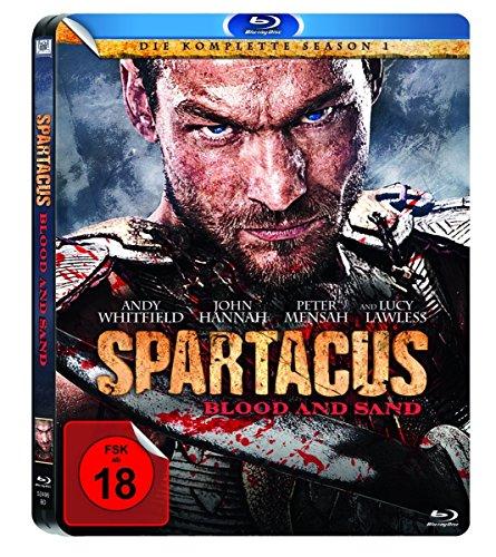 Spartacus: Blood and Sand - Die komplette Season 1 - Limited Edition (Steelbook) (Blu-ray)