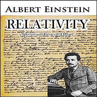 Relativity of Einstein audiobook cover art