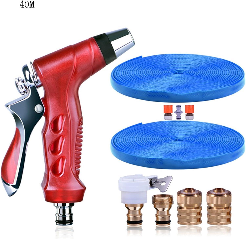 SHI XIANG SHOP Hochdruck-Metall-Waschanlage Wasserpistole A+ ( gre   40 meters )