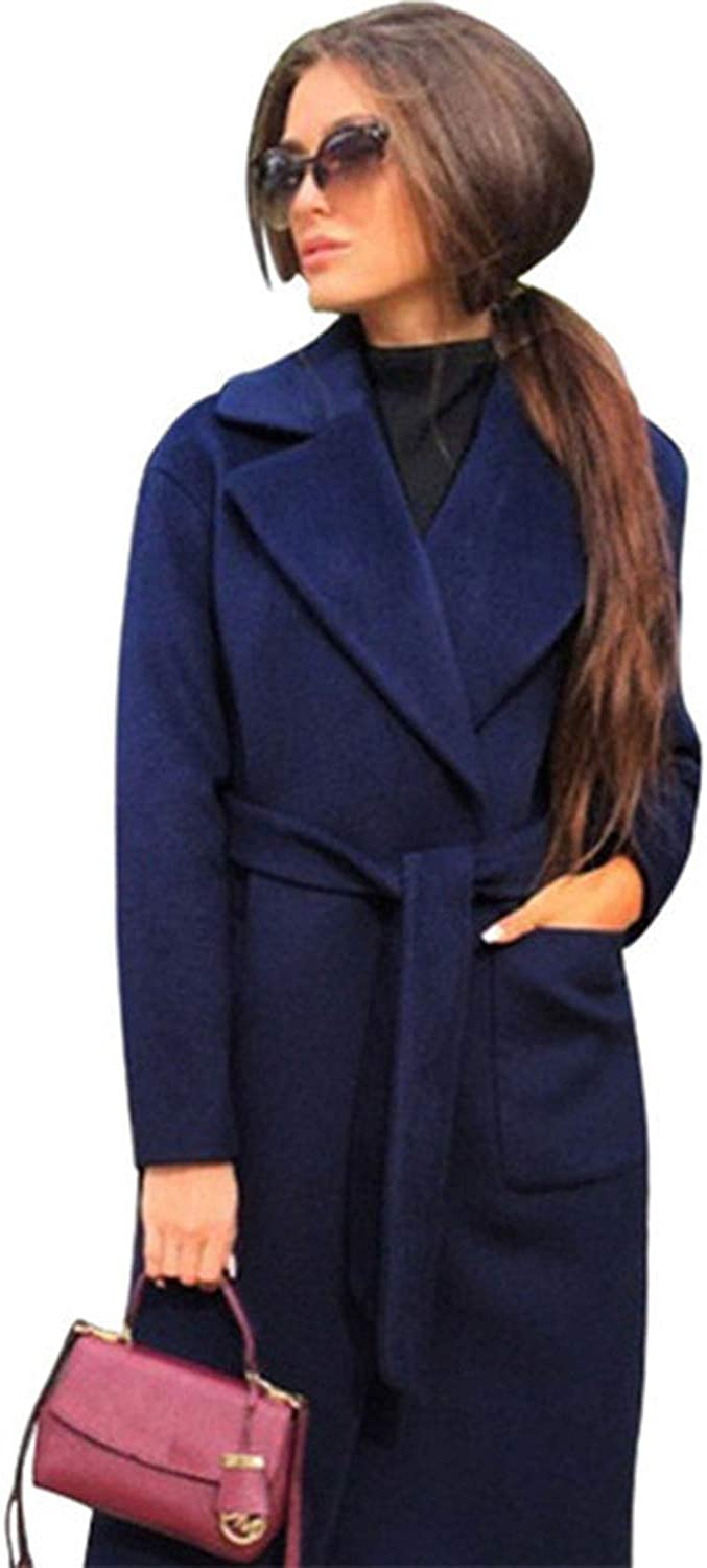 colorful Dream Elegant Women Lapel Coat Jacket Solid color Jackets Coats Female Clothing