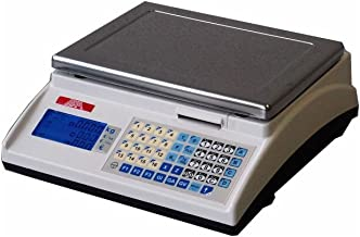 Balance poids prix Exa Easy market imprimante 30Kg