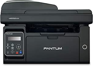 Pantum M6552NW Monochrome Laser Multifunction Printer with Wireless Networking Mobile..