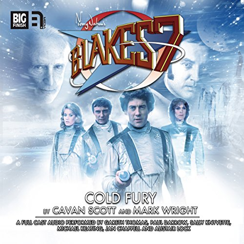 Blake's 7 - 1.5 Cold Fury audiobook cover art