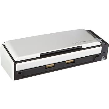 Fujitsu ScanSnap S1300i Instant PDF Multi Sheet-Fed Scanner Trade Compliant PA03643-B205, Black Gray