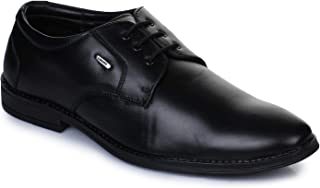 Liberty Fortune Black Mens Formal Shoes