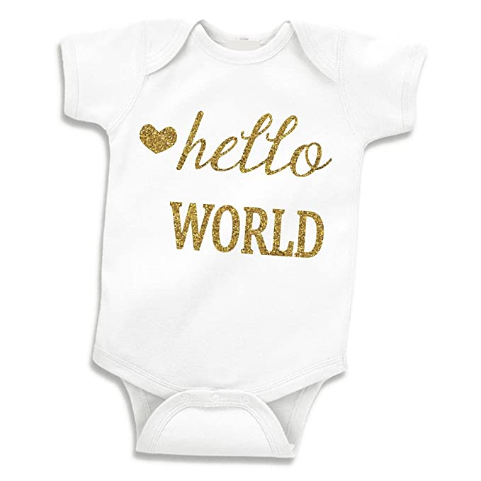 Ready to Ship Baby Girl Outfit Newborn Coming Home Outfit Baby Girl Clothes Baby Mittens Rose gold