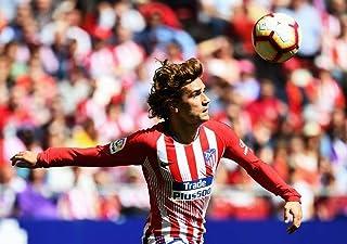 Desconocido Antoine Griezmann Atlético de Madrid la Liga Fútbol Poster 11584 (A3-A4-A5) - A4