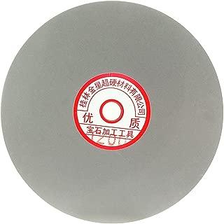 uxcell 6-inch Grit 1200 Diamond Coated Flat Lap Wheel Grinding Sanding Polishing Disc