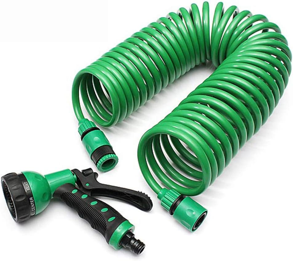 25 50FT Expandable Time sale Garden Hose Ranking TOP17 Water N 7 Pipe Function with