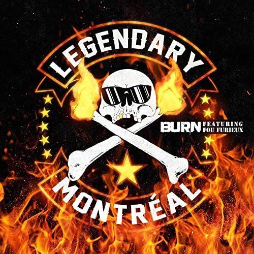 Legendary feat. Ruffneck, Nordiqc, Big Nomad & Fou Furieux