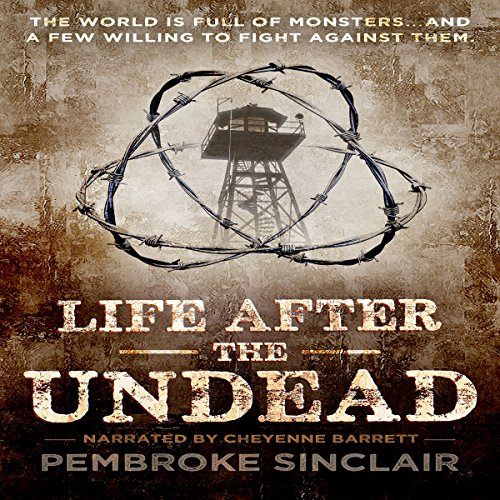 Life After the Undead audiobook cover art