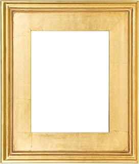 Creative Mark Plein Air Wooden Picture Frame -Single Open Frame - Size 11x14 - Gold