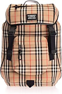Luxury Fashion | Burberry Mens 8017736 Beige Backpack | Fall Winter 19