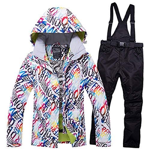 Ski Suit 2019 Winter Sneeuw Skiën Jas Ski Suit Sneeuw Winddichte Waterdichte Kleding En Broek Snowboard