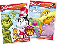 Dr. Seuss: The Grinch Grinches the Cat in the Hat / Dr. Seuss: The Lorax Value Pack