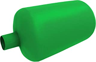 Insulation Removal Vacuum Bags | Polypropylene 6 FT x 4 FT Holds Est 350 lbs [10 Pack, Green]