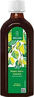 WELEDA Birken Aktiv-Getränk, Belebendes Birkenwasser zum Trinken, ohne Zucker für Diabetiker geeignet, mit Bio-Zitronensaft 1 x 250 ml