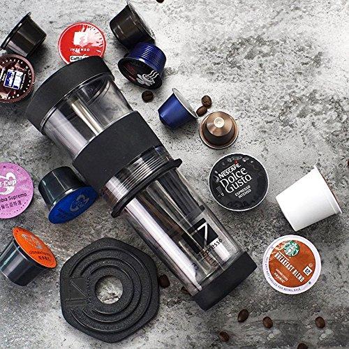 1Zpresso STD Portable Mini Manual Coffee Machine Set Espresso Maker Travel Mug Cup