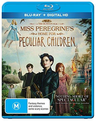 Miss Peregrines Home For Peculiar Children | Tim Burton's | NON-USA Format | Region B Import - Australia