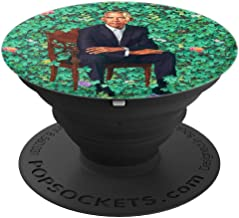 Obama Portrait Popsocket - PopSockets Grip and Stand for Phones and Tablets