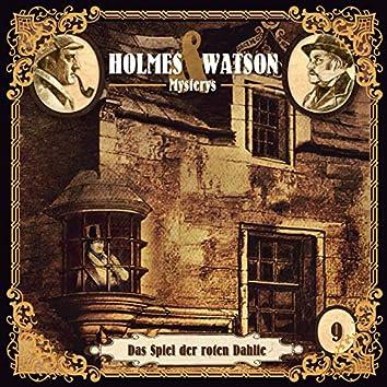 Holmes & Watson Mysterys Teil 9 - Das Spiel der roten Dahlie