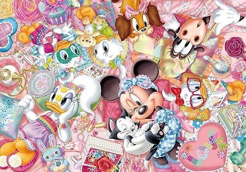 Disney 1000 piece pajama party D-1000-417 (japan import)