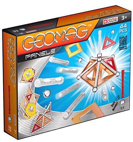 Geomag- Paneles 44 piezas, juego de cons...